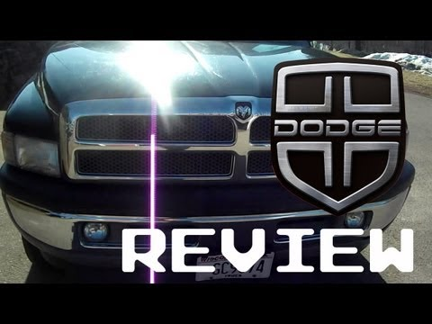 1999 Dodge Ram 1500 Review