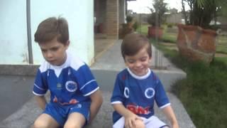 Santana da Vargem - Cruzeiro Tri 2013
