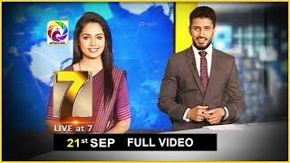 Live at 7 News – 2018.09.21
