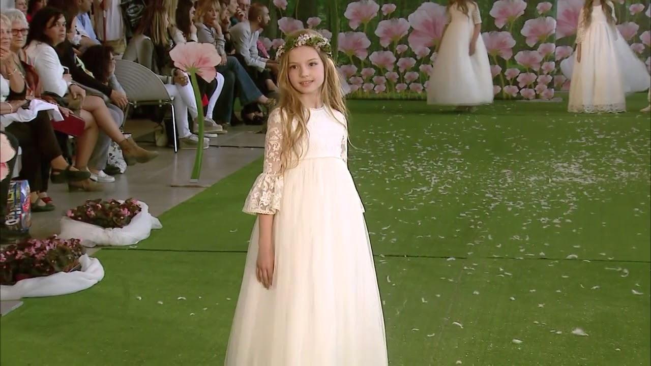 La ormiga vestidos de comunion