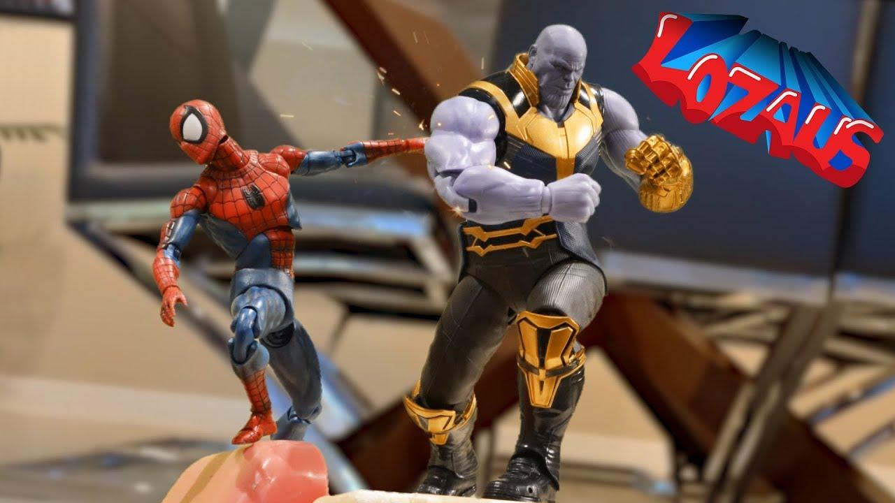 Download Amazing Spider Man Stop Motion Movie Vol 1