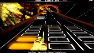 [Audiosurf] Lost Tribe - Gamemaster (Michael Woods Remix)