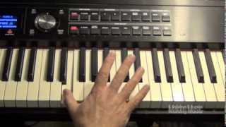 How to Play Tritone Chords on a Piano