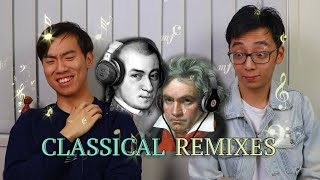 Classical Musicians React to Remixes of Classical Music