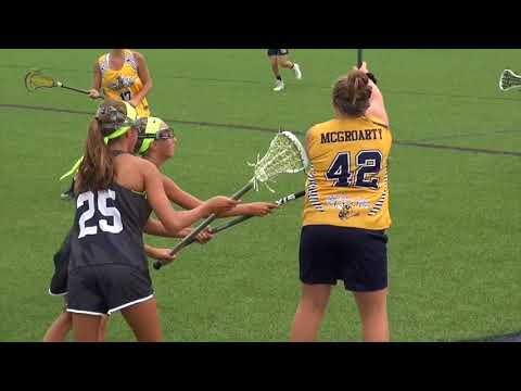 US Lacrosse Championship: NXT 2022 vs. Yellow Jackets Game 1 (1st half)