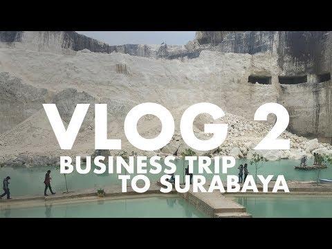 Vlog#2 : Business Trip To Surabaya (House of Sampoerna Keren Banget!)