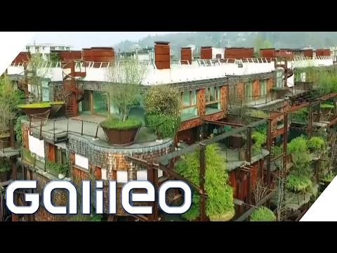 Die grandiosesten Wohnkonzepte | Galileo | ProSieben