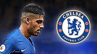 Emerson Palmieri - Welcome to Chelsea - Amazing Goals Skills Cross Tackles Passes - 2018 - HD