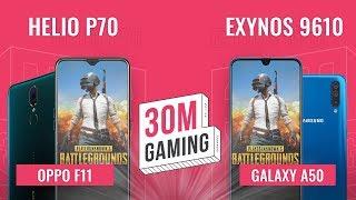 [30M Gaming #35] Oppo F11 vs. Galaxy A50 - Samsung chưa hẳn tốt; Oppo đang trở lại!