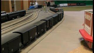 【16番(HO)】DF50重連+貨物列車(昭和40年代前半) Freight train in 1960's.