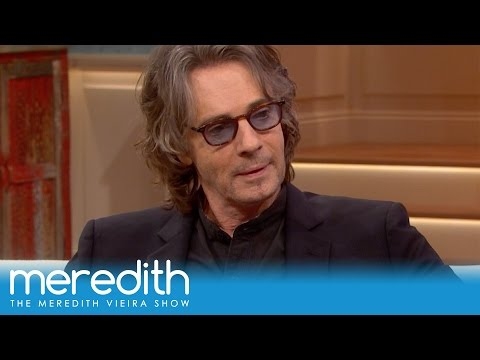 Rick Springfield Talks Jessie's Girl, Rocket Science, & Marriage! | The Meredith Vieira Show