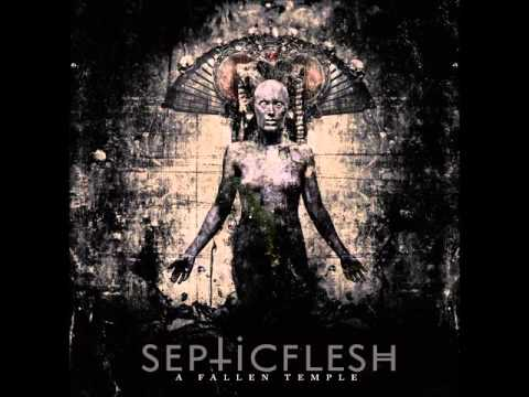 SEPTIC FLESH - A Fallen Temple FULL ALBUM ( Reissue ) 2014 thumb