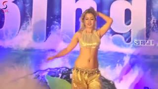 Amrita Rao Launch Binga Mineral Water & Ballet Dance Performance
