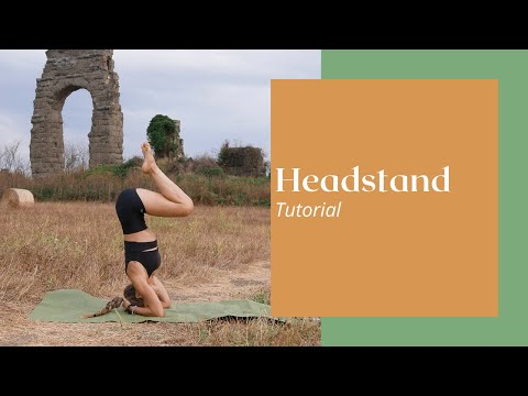 tutorial headstand  youtube