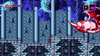 axiom verge bee boss fight