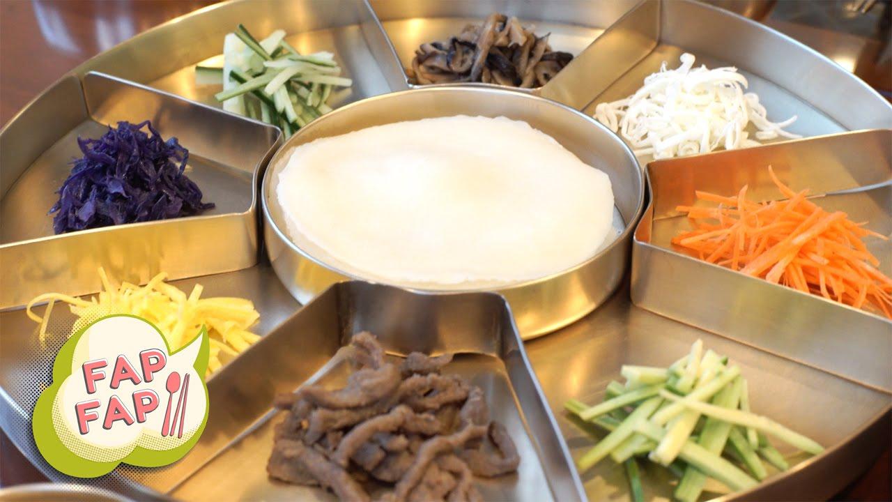 korean royal cuisine youtube