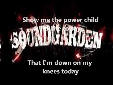Soundgarden-Outshined(lyrics)