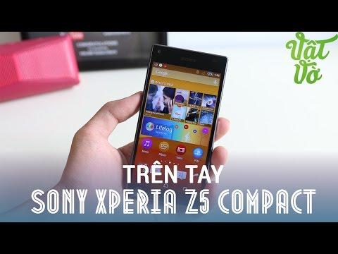 Vật Vờ| Đánh giá nhanh Sony Xperia Z5 compact