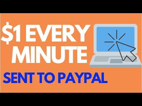 Earn $1 Every Min RIGHT NOW! [Fast PayPal Money]