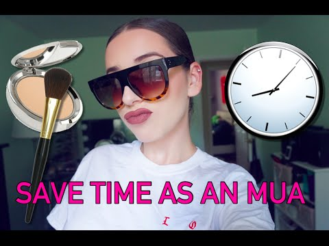 Makeup Artist Tips for Beginners: How To Manage Your Time