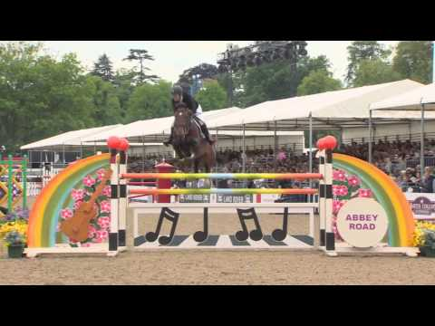 Showjumping -  Royal Windsor Grand Prix 2015