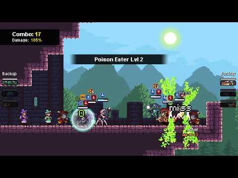 Monster Sanctuary PvP Yodes vs Joker Final - Game 2 |