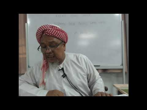 Download Kelas Usul Tafsir di Madrasah Tafsir Sunnah (MTS 27-06-2019)