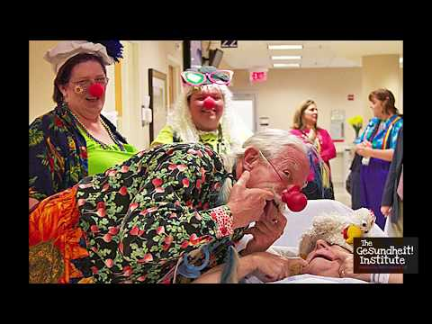 "Patch adams presents: ""love strategies"" youtube."