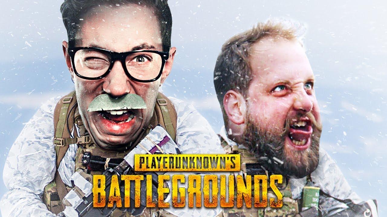 Zwei Saftsäcke durch Schnee und Eis! | Playerunknown's Battlegrounds thumbnail
