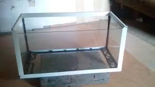 Как сделать аквариум в домашних условиях своими руками...