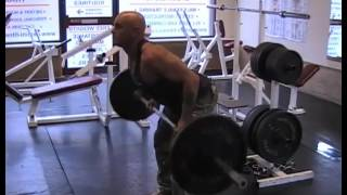 Reverse Grip Bent Over Row Video Exercise Guide & Tips