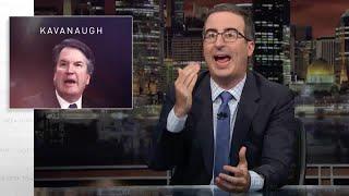 John Oliver Exposes The Utter Hypocrisy Of Professional-Lifers On Brett Kavanaugh