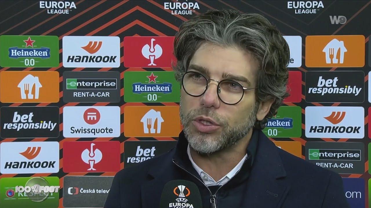 Sparta Prague 3-4 OL  Les réactions de Juninho et Houssem Aouar