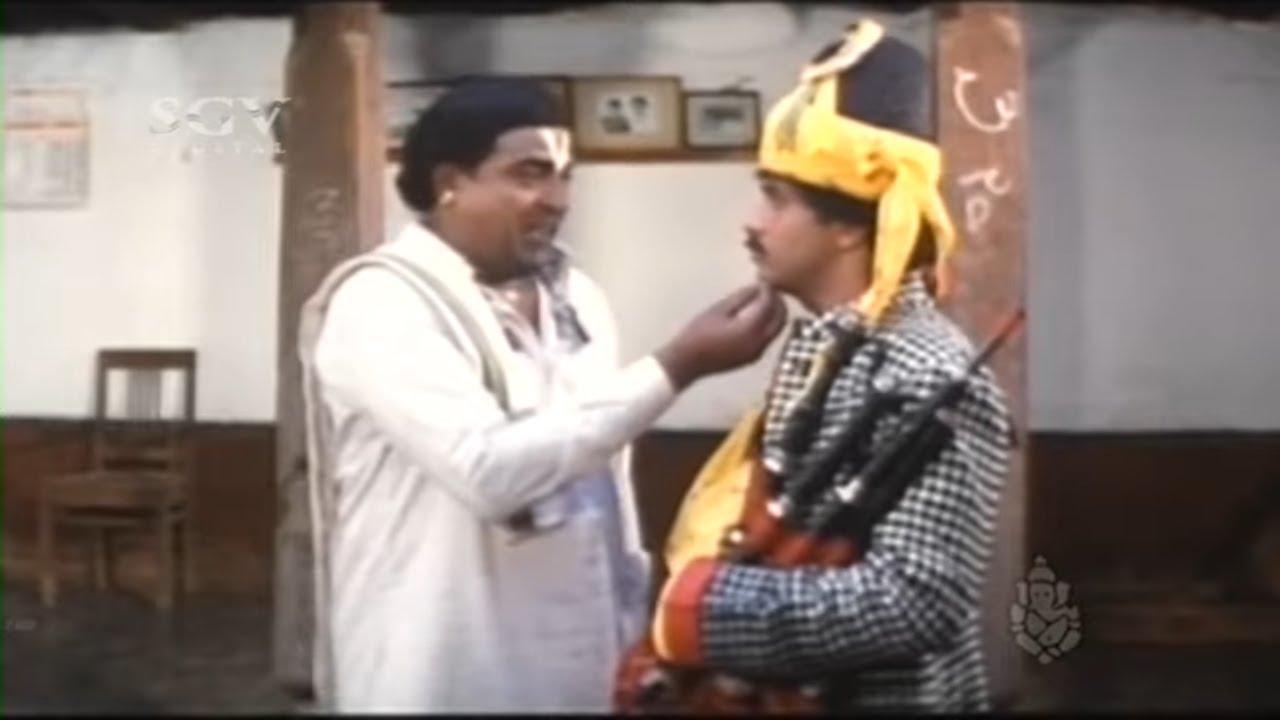 ಏನಯ್ಯ ಪತಿವೃತೆ ಜೊತೆ ನಿಂದೇನು ಕೆಲಸ ? | Ravichandran and Doddanna Comedy Scenes | Kindari Jogi