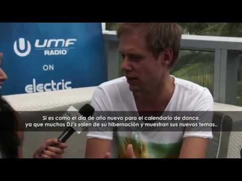 Armin van Buuren Interview at SiriusXM Music Lounge