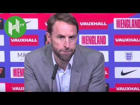 Gareth Southgate's World Cup squad announcement part 1