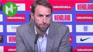 Gareth Southgate's World Cup squad announcement part 1