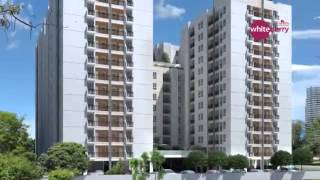 Navin's Whiteberry is the tallest Multi Storey edifice in this part...