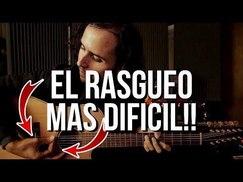 El rasgueo/ritmo MAS DIFICIL en el Sierreño/Campirano! Aprendelo aqui!
