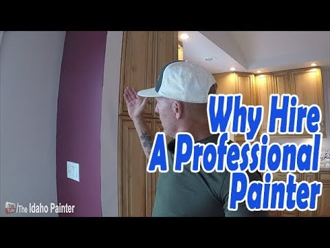 why-hire-a-professional-painter?