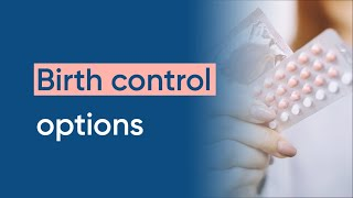 Types of birth control (contraception options) screenshot 1