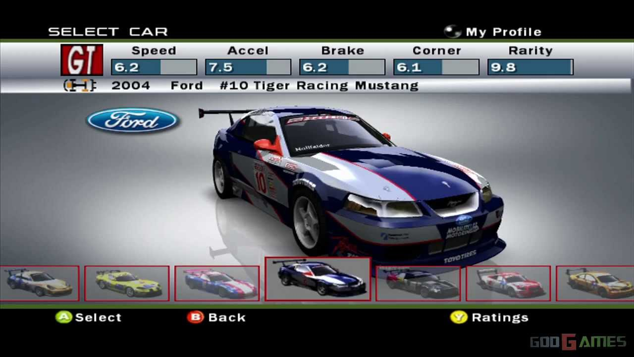 Forza Motorsport  Car List Xbox