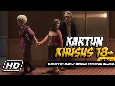BOCIL MINGGIR!!! 10 Film Kartun Yang Tidak Layak Ditonton Oleh Anak Anak