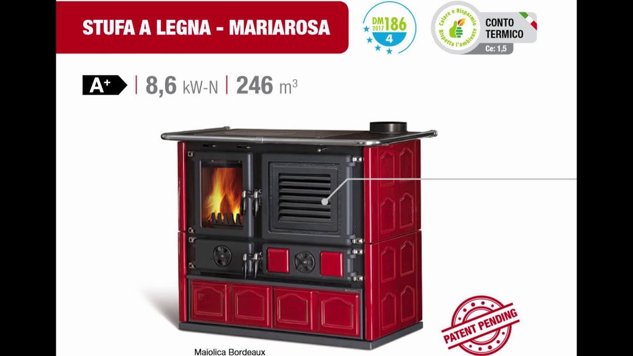 Cucina A Legna Nordica Offerte.Stufa Mariarosa La Nordica Cucina A Legna Con Incentivo Conto Termico 2 0