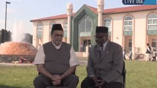 Interview with Dr. Ahsanullah Zafar (Amir Jamaat USA) on 10th May 2013
