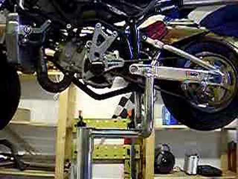 Pocket bike kette kurzen