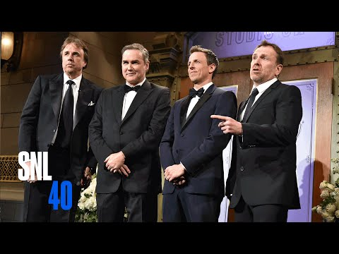 Chevy Chase Tribute - SNL 40th Anniversary Special