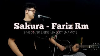 Sakura - Fariz Rm || live cover