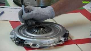 Kit 4 Piezas, solución de Valeo para reemplazar el volante Bimasa de Equipo Original