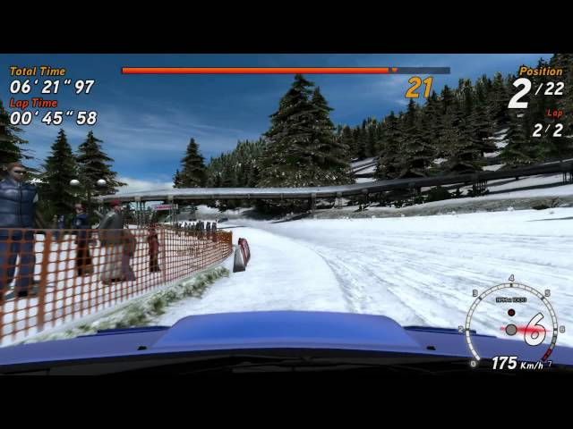 Sega Rally 3 Arcade Machine, 60 FPS, 1920 x 1080 (Full HD), maximum details